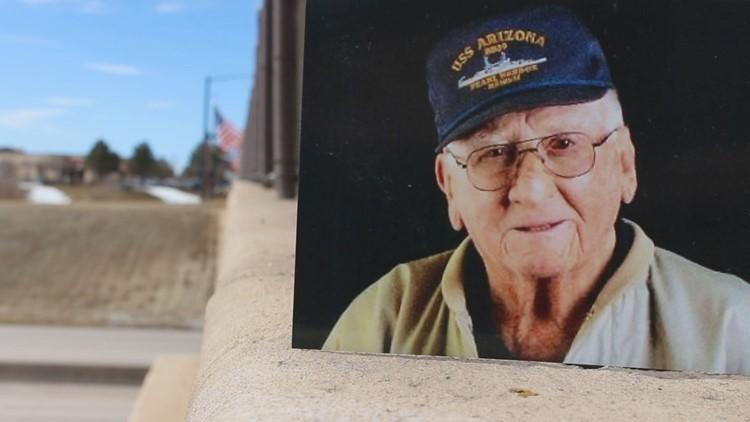 Colorado Springs exhibit honoring USS Arizona survivor moves to new home