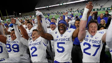 Air Force to play Washington State in Cheez-It Bowl