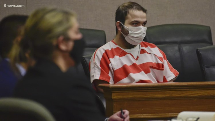 King Soopers shooting suspect to get 2nd competency evaluation