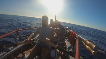 Colorado veteran and his team row across Atlantic Ocean in 50 days