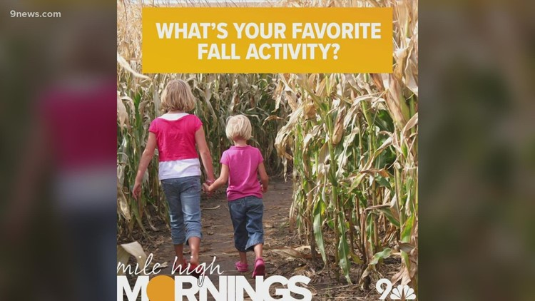 9NEWS viewers share favorite fall activities