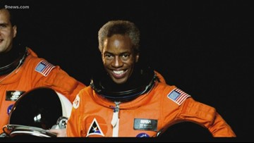 First African American to fly in space to be inducted into National Aviation Hall of Fame