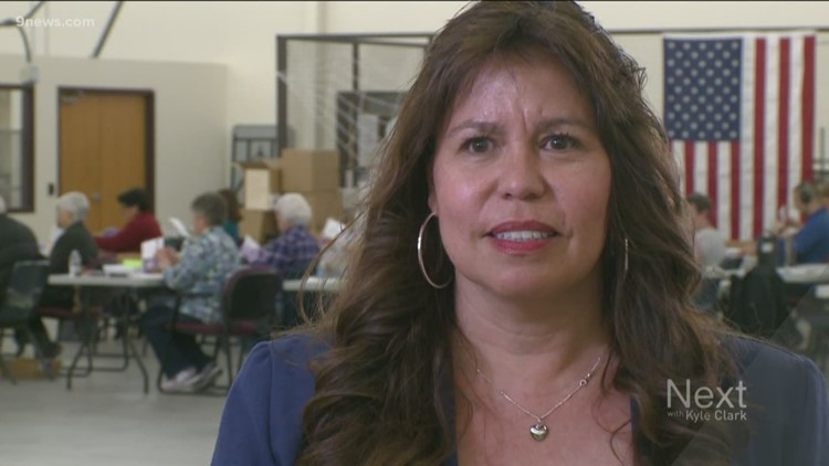 Arapahoe Clerk Joan Lopez wasn't at hearing to see commission dismiss ethics complaint against her