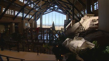 Gaylord Rockies Resort and Convention Center officially opens in Aurora