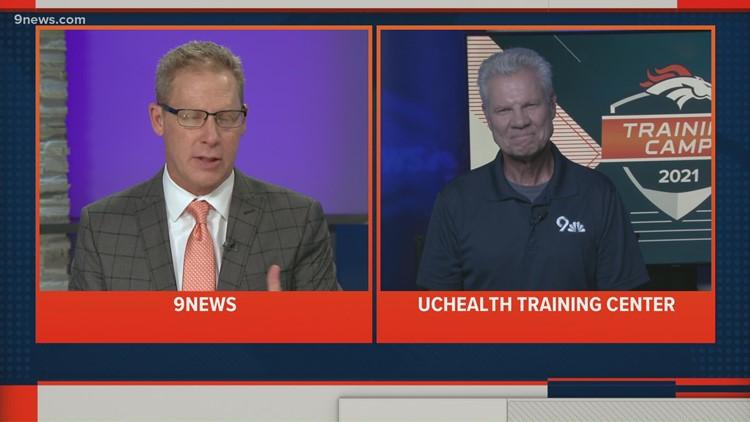 Klis & Tell: Updating Broncos QB battle, Hamler in COVID protocol