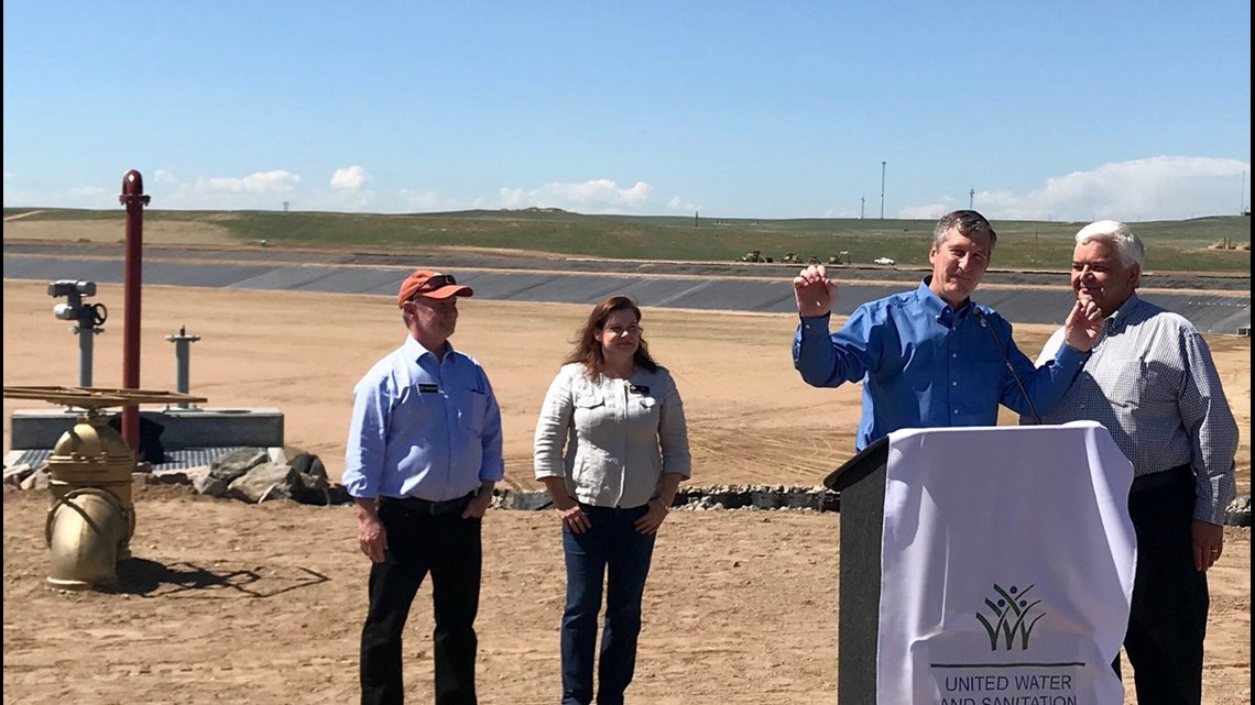 70 Ranch Reservoir celebrates grand opening