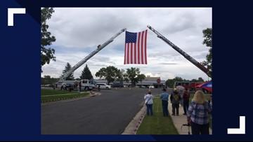 Vietnam Veterans Memorial wall replica arrives in Arvada
