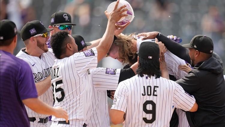 Blackmon, Rockies shake off Tatis' 477-foot HR, beat Padres