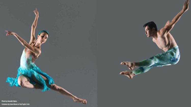 Boulder Ballet's upcoming production, Modern Masters: Taylor & Wheeldon Boulder Ballet