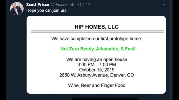 Scott Prisco tweet