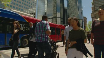 Denver is rebranding its public works department to focus on public transit