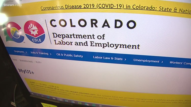 RAW: Colorado labor officials provides unemployment update