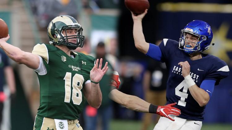 Broncos cut Garrett Grayson to make room for Brett Rypien   9news.com