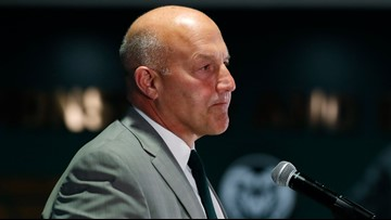 Addazio eager to lead Colorado State after being fired at BC