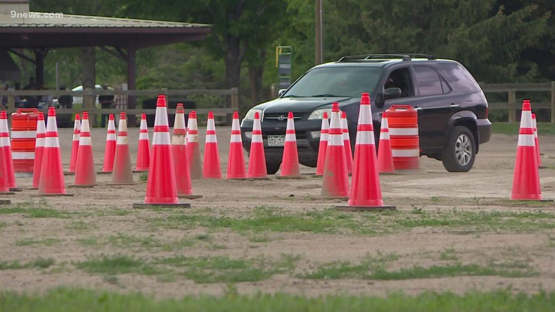 Colorado counties ramping down COVID testing sites