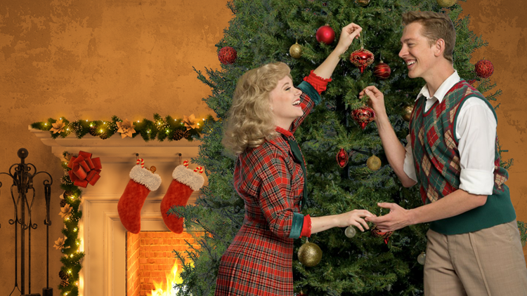 Irving Berlin's Holiday Inn  Candlelight Dinner Playhouse