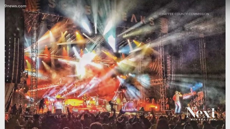 Seven Peaks Music Festival wants to sell tickets before getting county permission for the event