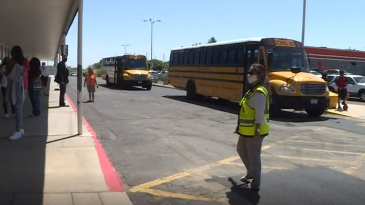 Thornton charter school now provides buses for summer school