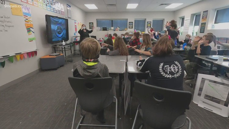 4th-grade class raises almost $5000 to bring clean water to third-world country