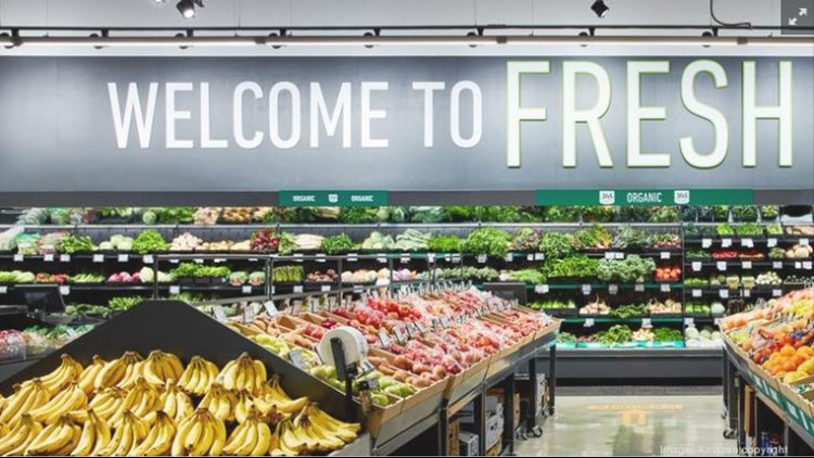Amazon beats other grocery retailers to take top spot in new ranking