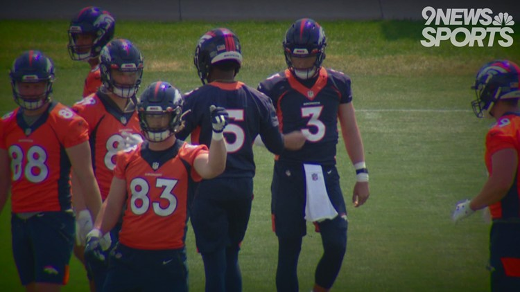 Broncos insider Mike Klis 1-on-1 with Denver QB Drew Lock