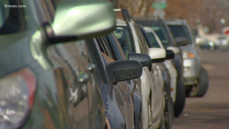 Report shows sharp increase in metro Denver auto thefts