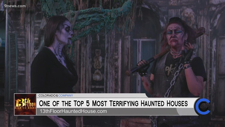 13th Floor Haunted House - October 21, 2021