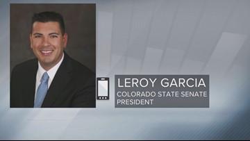 Colorado Senate President Leroy Garcia responds to effort to recall him