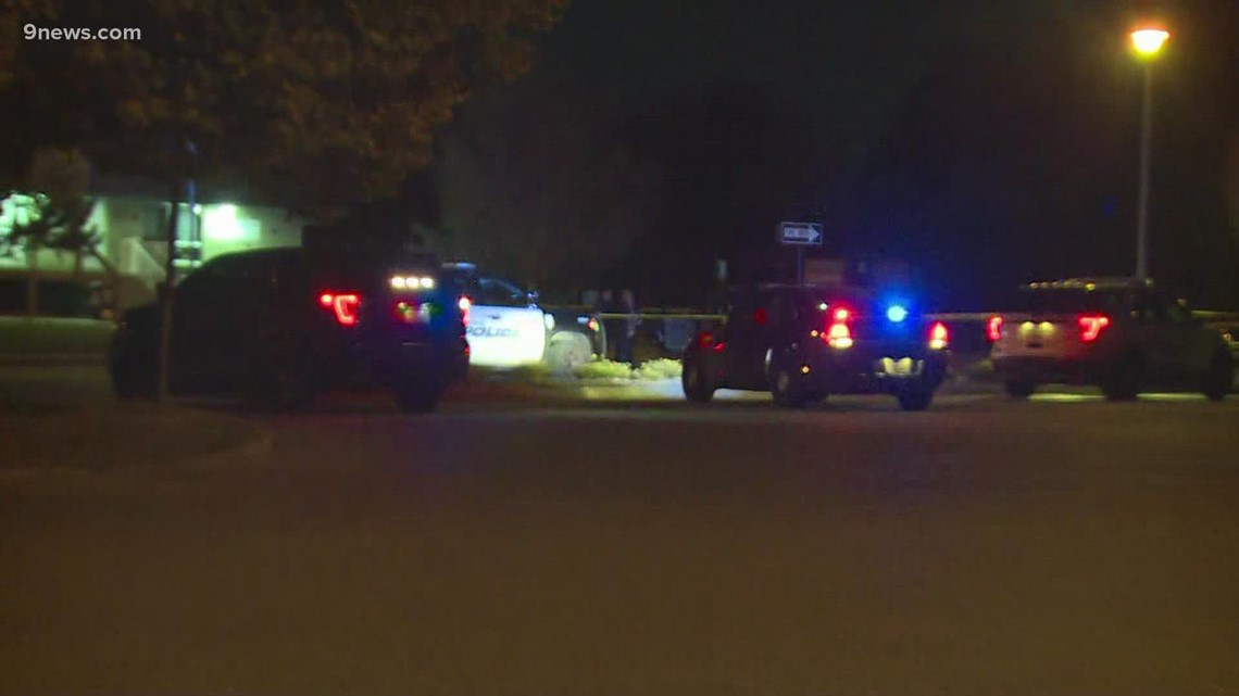 Police: Boy, 14, hit and killed in Aurora parking lot