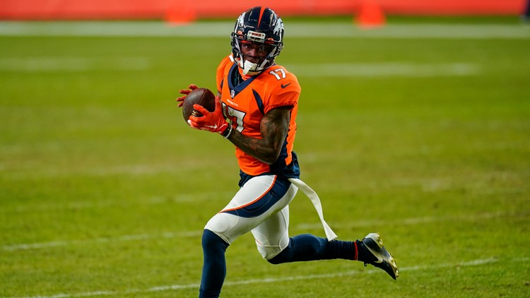 DaeSean Hamilton latest Bronco to suffer significant injury (ACL); Ja'Wuan James terminated without pay