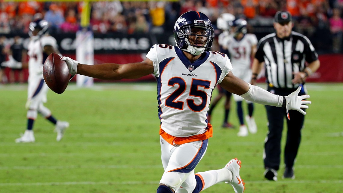 Chris Harris Jr. to Broncos: 'Pay me or trade me'