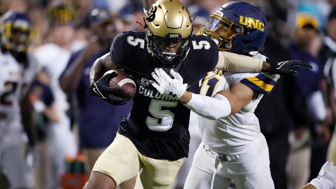 CU Buffs wide receiver La'Vontae Shenault suspended