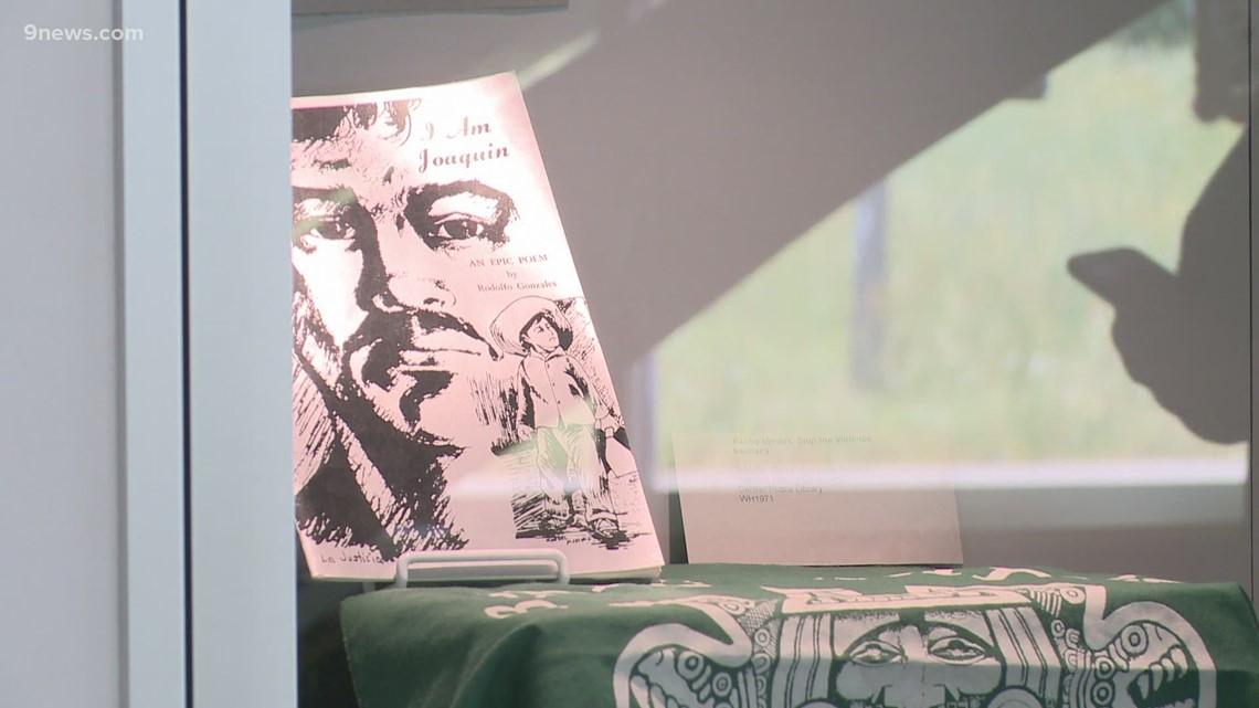 Denver community celebrates Rodolfo 'Corky' Gonzales' legacy