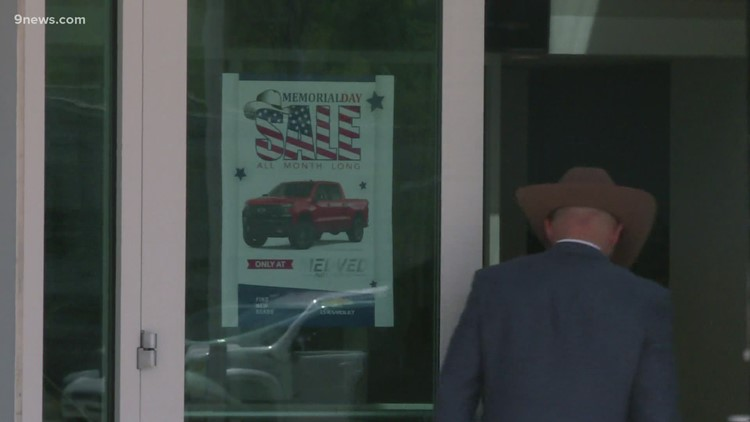 Colorado dealerships dealing with shortage of supply ahead of Memorial Day Weekend