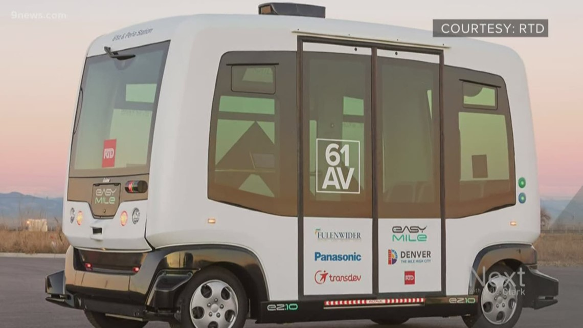 RTD exploring what's next for driverless shuttle