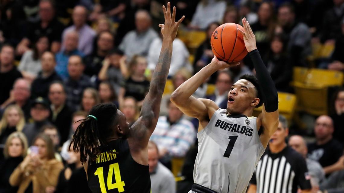 CU's Tyler Bey declares for NBA Draft