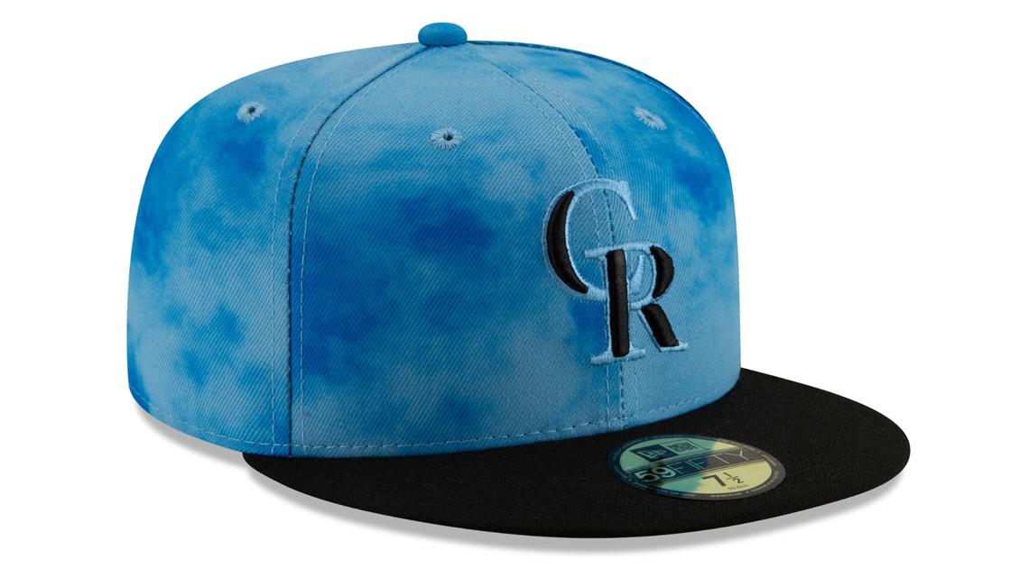 quality design 8bd20 2b739 Colorado Rockies 2019 Father s Day Hat