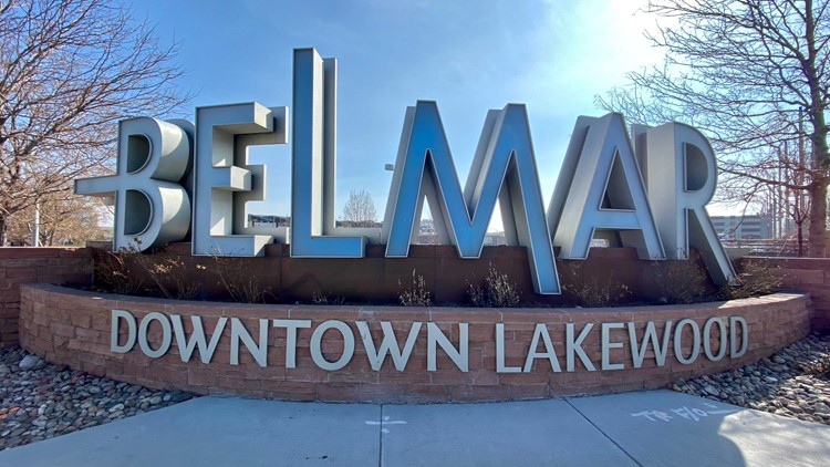Lakewood's Belmar shopping complex undergoing foreclosure