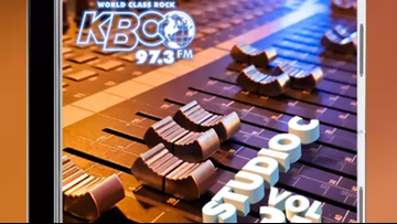 KBCO Studio C 31st anniversary CD has arrived