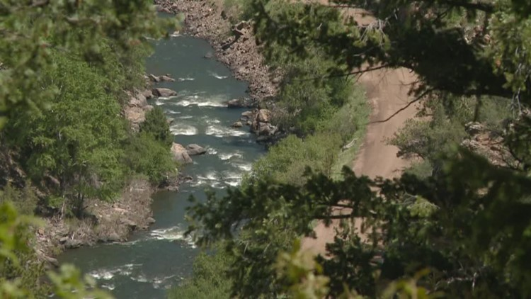 Waterton Canyon closed all week