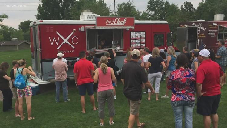 WeChef Kitchen food truck: Taste of Colorado is back