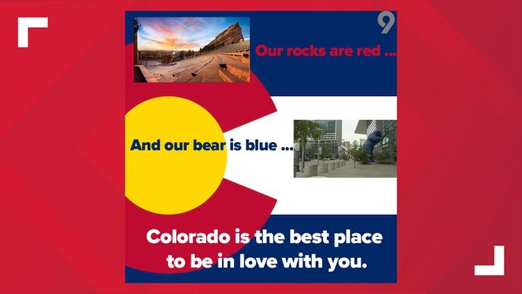 Colorado Cheesy Poem