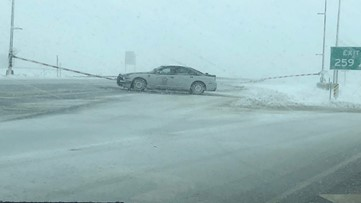 Spring snowstorm causes traffic troubles throughout Front Range, I-70 corridor