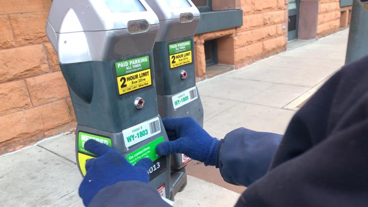 Proposed Denver budget would double parking meter prices