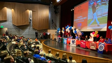 Local student-athletes commit on National Signing Day 2019