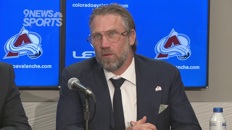 Former Avs players Foote, Forsberg remember Pierre Lacroix
