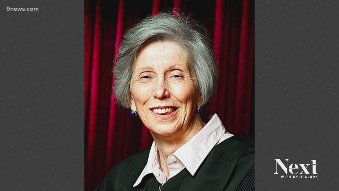 First female Colorado Supreme Court chief justice dies at 77