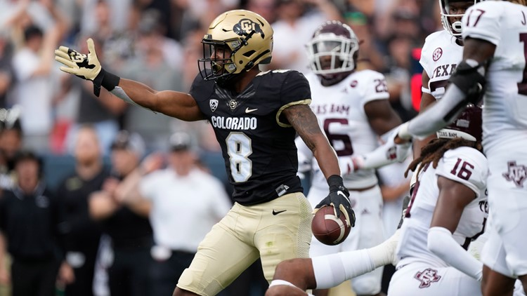 CU football puts up fight, falls to No. 5 Texas A&M