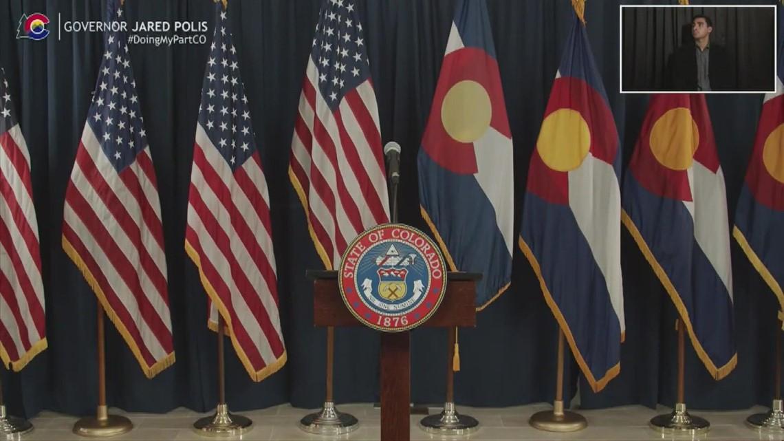 Colorado COVID update: ICU bed capacity nearing 90%