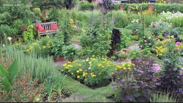 It's your last chance to tour Proctor's Garden